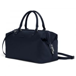 Lipault Dámská kabelka Lady Plume Bowling Bag M – tmavě modrá