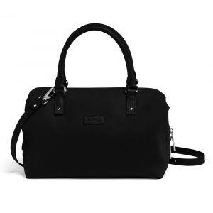 Lipault Dámská kabelka Lady Plume Bowling Bag S – černá
