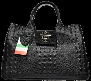 Kožené kabelky do ruky Buona Nera Cocco