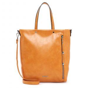 Dámská kabelka Emily & Noah Enge – oranžová