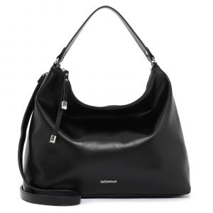Dámská kabelka Emily & Noah Elif – černá