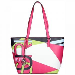 Dámská kabelka Suri Frey Jossy – růžová