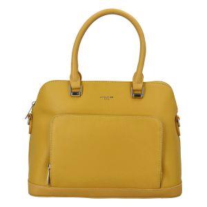 Dámská kabelka David Jones Kielo – žlutá