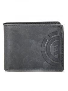 Element DAILY ELITE black pánská značková peněženka – šedá