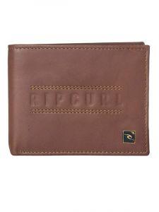 Rip Curl CLASSIC ALL DAY brown pánská značková peněženka – hnědá