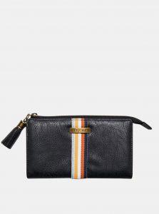 Rip Curl REVIVAL black dámská značková peněženka – černá