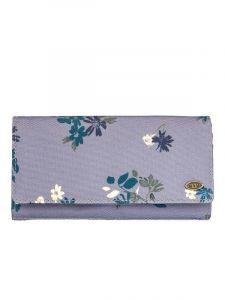 Animal RAYS Storm Gray dámská značková peněženka – fialová
