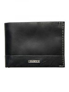 Rip Curl HORIZONS RFID ALL DA black pánská značková peněženka – černá