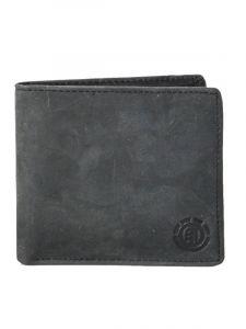 Element AVENUE black pánská značková peněženka – černá