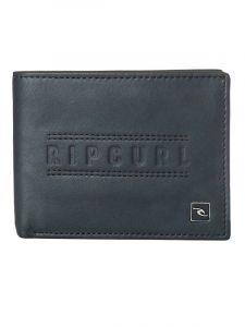 Rip Curl CLASSIC ALL DAY black pánská značková peněženka – černá