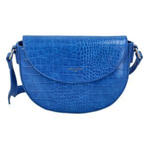 Dámská crossbody kabelka David Jones Esteri – modrá