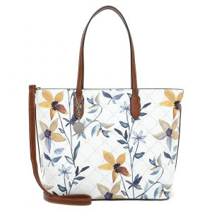 Dámská kabelka Tamaris Ellisa – květovaná