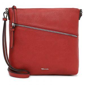 Dámská crossbody kabelka Tamaris Tecla – červená