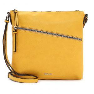 Dámská crossbody kabelka Tamaris Tecla – žlutá