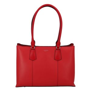 Dámská kabelka David Jones Hillegerta – červená