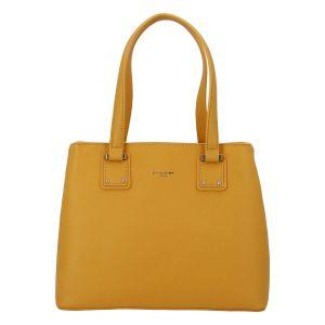 Dámská kabelka David Jones Sostrata – žlutá