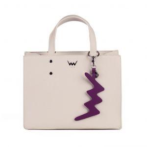 Vuch krémová kabelka Dante