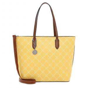 Dámská kabelka Tamaris Sindy – žlutá