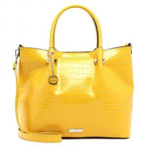 Dámská kabelka Tamaris Christiane – žlutá
