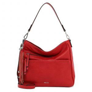 Dámská kabelka Tamaris Adelet – červená