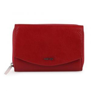 Maître Dámská kožená peněženka Leisel Dagrete 4060001724 – červená