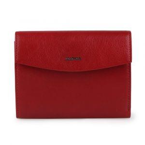 Maître Dámská kožená peněženka Leisel Dawina 4060001725 – červená