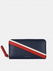 Tmavě modrá peněženka Tom Tailor