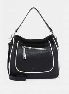 Černá velká kabelka Tamaris
