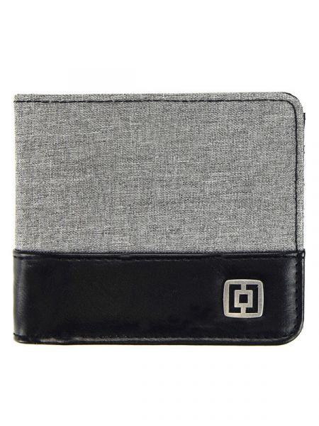 Horsefeathers TERRY HEATHER GRAY pánská značková peněženka – šedá