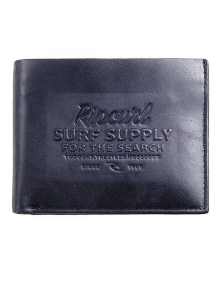 Rip Curl SURF SUPPLY RFID 2 I black pánská značková peněženka – černá