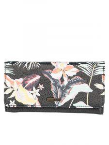 Roxy HAZY DAZE ANTHRACITE PRASLIN S dámská značková peněženka – černá