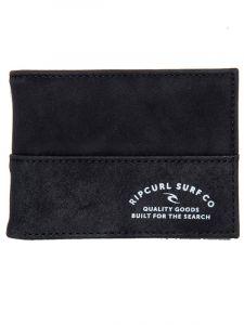 Rip Curl ARCHER RFID PU ALL D black pánská značková peněženka – černá