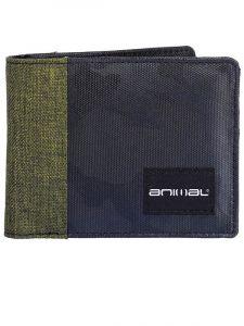 Animal REUNION black pánská značková peněženka – černá