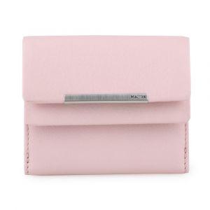 Maître Dámská kožená peněženka Belg Deda 4060001706 – růžová
