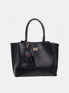 Černá kabelka s malým pouzdrem Bessie London