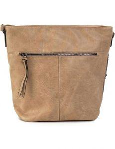 Béžová dámská crossbody kabelka vel. ONE SIZE 131469-475191