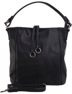 černá shopper kabelka vel. ONE SIZE 131481-475203