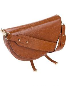 Rovicky® hnědá malá crossbody kabelka vel. ONE SIZE 131505-475227