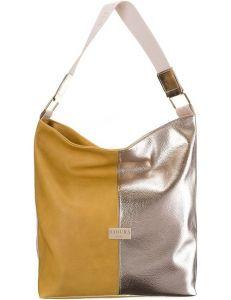 Badura žluto-zlatá sportovní shopper bag vel. ONE SIZE 131542-475264