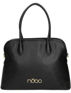 Nobo černá dámská shopper kabelka vel. ONE SIZE 131578-475300