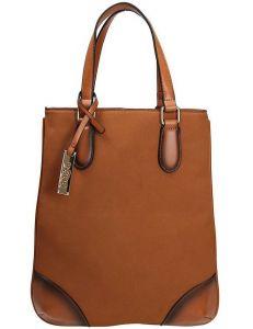 Nobo hnědá dámská shopper kabelka vel. ONE SIZE 131584-475306