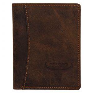 Pánská kožená peněženka Wild Buffalo Daniel – světle hnědá