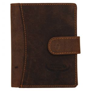 Pánská kožená peněženka Wild Buffalo Horst – světle hnědá