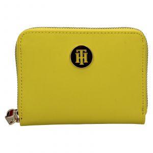 Dámská peněženka Tommy Hilfiger Audrey – žlutá