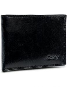 Rovicky® černá pánská kožená peněženka vel. ONE SIZE 133490-482103