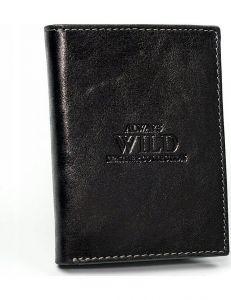 Always wild černá peněženka vel. ONE SIZE 133532-482146