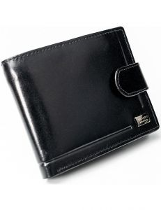 Rovicky černá kožená peněženka vel. ONE SIZE 133548-482162