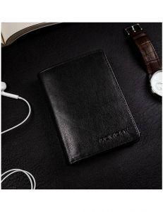 Rovicky dárková sada peněženky a opasku – černá vel. ONE SIZE 133560-482174