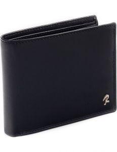 Rovicky pánská černá kožená peněženka vel. ONE SIZE 133578-482192