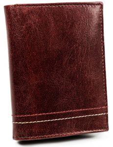 Always wild červená pánská kožená peněženka vel. ONE SIZE 133627-482289
